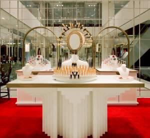 Christian Louboutin : découvrez son nouvel espace beauté au Printemps Haussmann