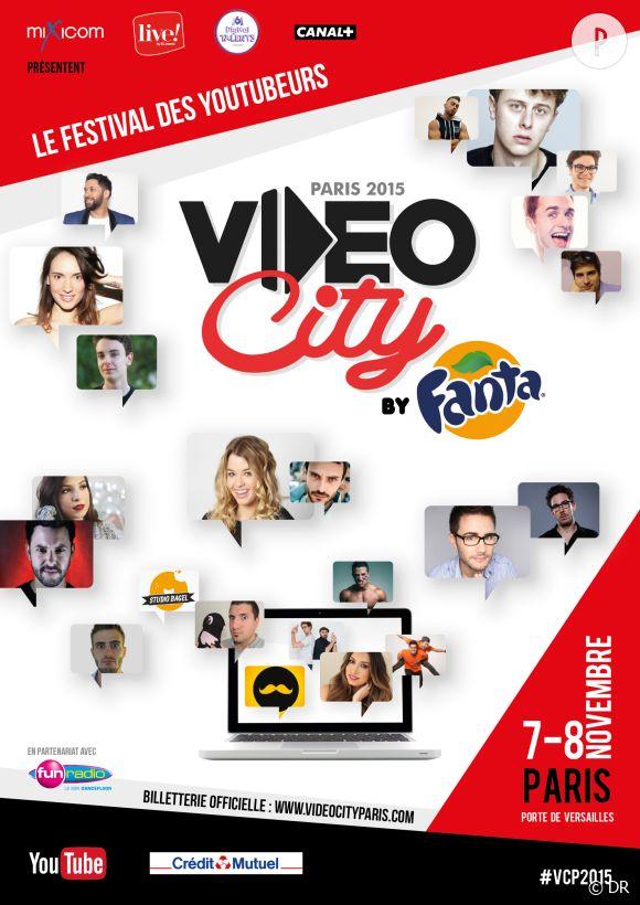Le premier salon de youtubeurs en France aura lieu les 7 et 8 novembre prochain à la Porte de Versailles, à Paris.