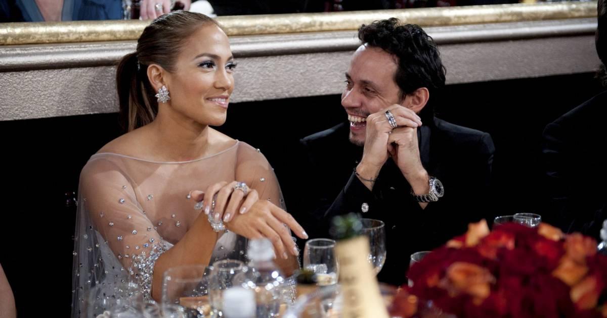 Elle s 39 est ensuite mari e avec marc anthony une relation qui a dur 10 a - Noelle breham est elle mariee ...