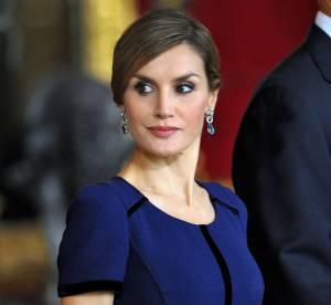 Letizia d'Espagne : l'élégante reine doublée par ses espiègles princesses