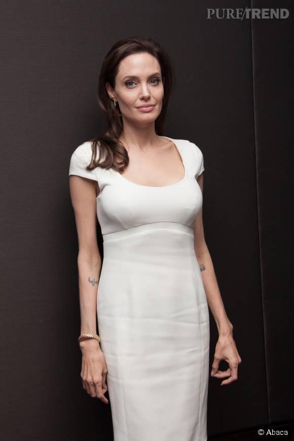 Angelina Jolie, une perte de poids alarmante pour son mari.