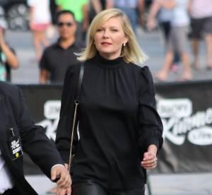 Kirsten Dunst : une lady in black dans les rues de L.A... A shopper !