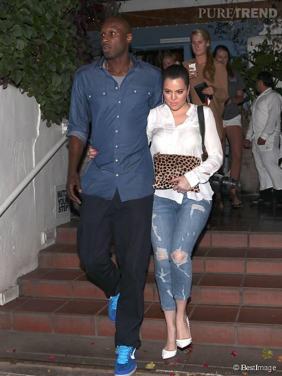 Khloe Kardashian et Lamar Odom ont été mariés de 2009 à 2013.