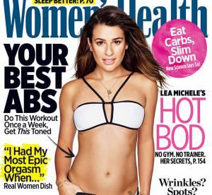 Lea Michele : la bombe exhibe son corps tonique pour Women's Health