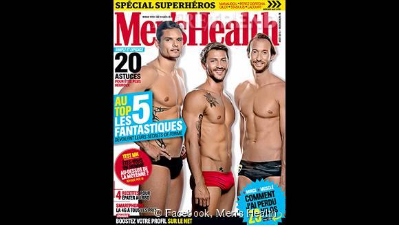 L'été dernier, les nageurs français posaient déjà en slip.