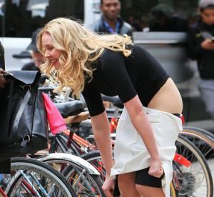 Katherine Heigl : l'actrice se déshabille en pleine rue et montre ses fesses