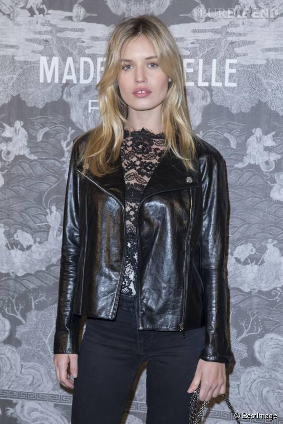 """Georgia May Jagger, nominé dans la catégorie """"Model"""" des British Fashion Awards 2015."""