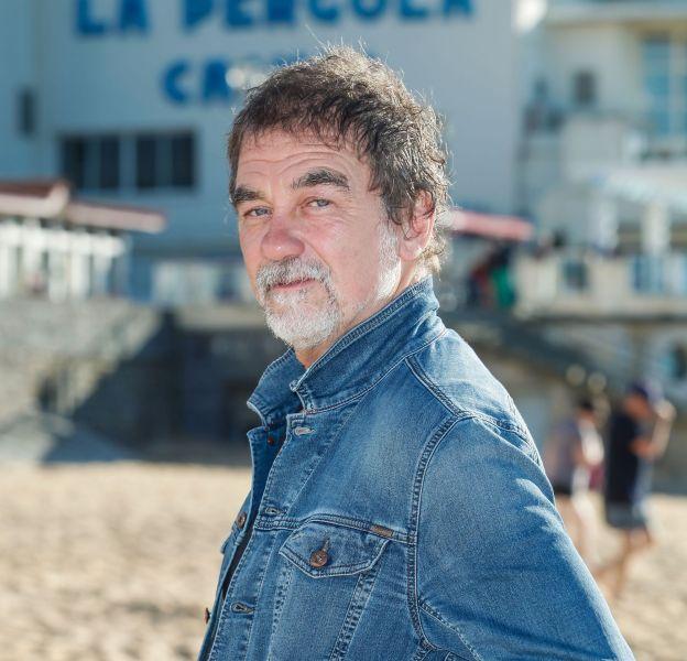 L'acteur et réalisateur français Olivier Marchal