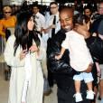 Kanye West est un papa comblé