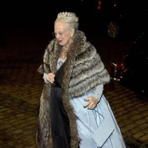 La reine Margrethe II de Danemark a mis le paquet pour sa soirée de Nouvel An !