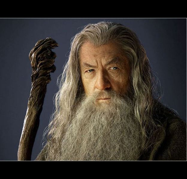 Gandalf le Gris, aussi connu sous le nom d'Olórin ou Mithrandir, est surtout le magicien le plus cool de la Terre.