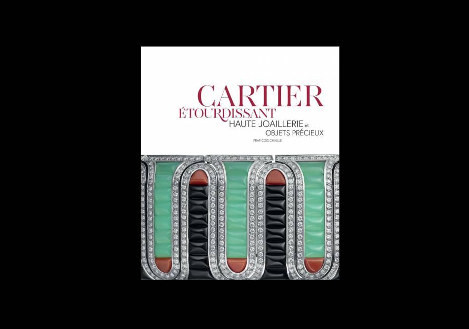 """""""Cartier étourdissant"""" de François Chaille aux éditions Flammarion, 280 pages, 95€."""