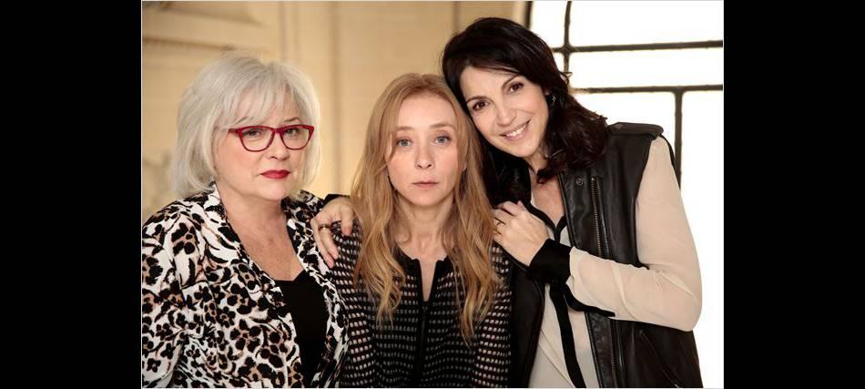 Sybille (Sylvie Testud), actrice à succès a l'opportunité de réaliser son film grâce à ses productrices Brigitte (Josiane Balasko) et Ingrid (Zabou Breitman).