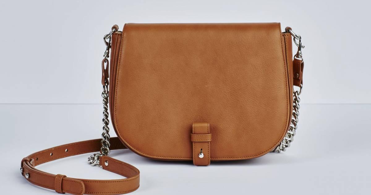 Petit Sac Bandoulière A Frange : Petit sac en cuir bandouli?re filippa little liffner
