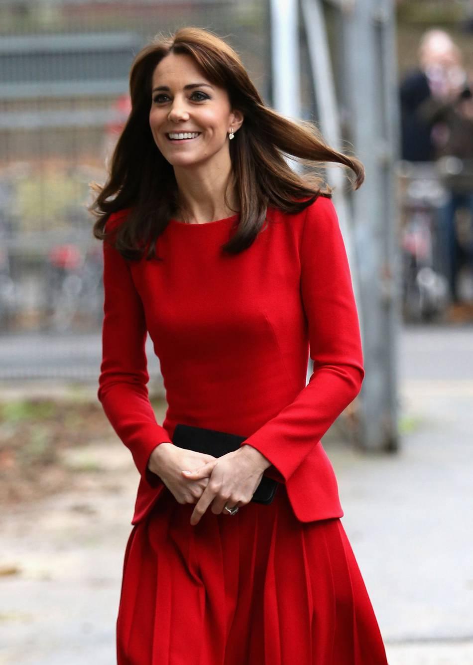 Kate Middleton est heureuse que son fils soit désormais à l'école. Cela lui laissera davantage de temps pour bichonner sa fille.