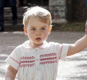 Prince George : un adorable nouveau portrait pour son 1er jour à l'école !