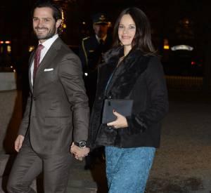 Sofia et Carl Philip de Suède, un couple complice qui fait ses courses incognito !