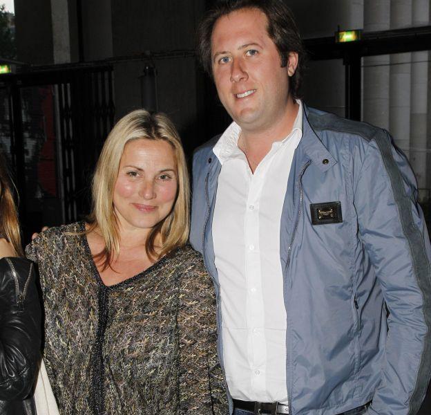 Bruno est fier de la réussite de sa compagne, Sophie Favier.