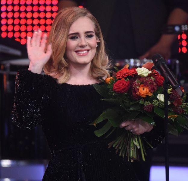 Adele s'est mise au sport en prévision de sa tournée mondiale.