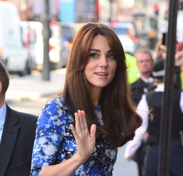 Kate Middleton serait enceinte de son troisième enfant d'après le magazine Life & Style.