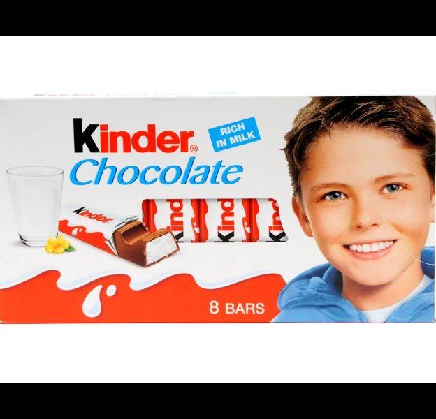 Josh Bateson : le petit garçon sur les paquets de Kinder Chocolat a bien changé !