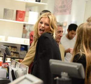 Kate Moss : 42 ans, icône mode et reine du cool, la preuve en images