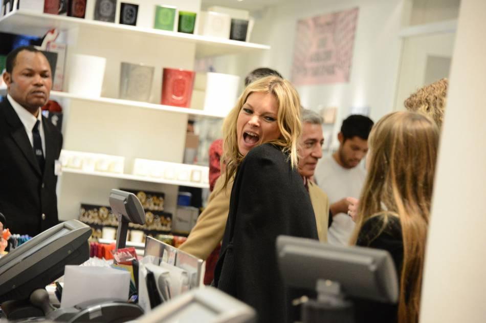 Kate Moss fête ses 42 ans ce 16 janvier 2016.