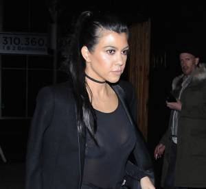 Kourtney Kardashian : ultra sexy, elle copie Kim Kardashian !