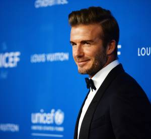 David Beckham, Léa Seydoux... l'Unicef Ball 2016 avec Louis Vuitton
