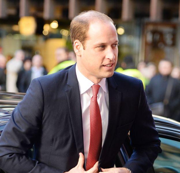 Le prince William a déjeuné au réfectoire de l'école deStevenage en début de semaine.