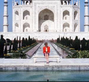 Lady Diana : révélations autour de la photo de la princesse, seule au Taj Mahal