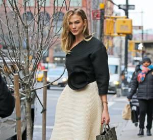 Karlie Kloss : First Lady plus sexy que jamais dans les rues de New York