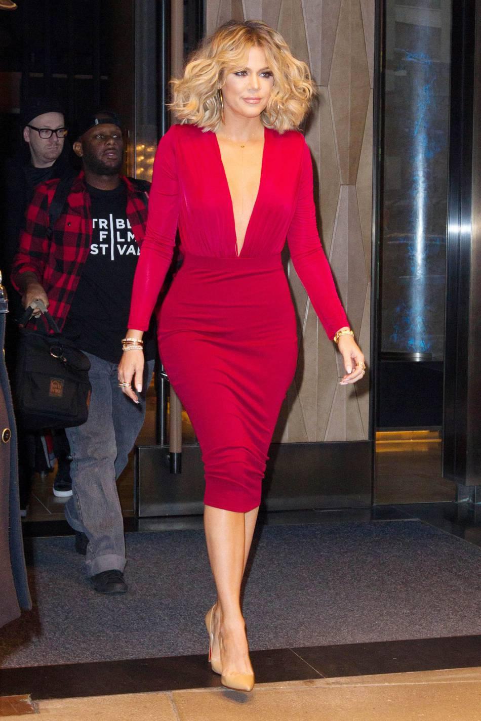 La très sexy  Khloé Kardashian