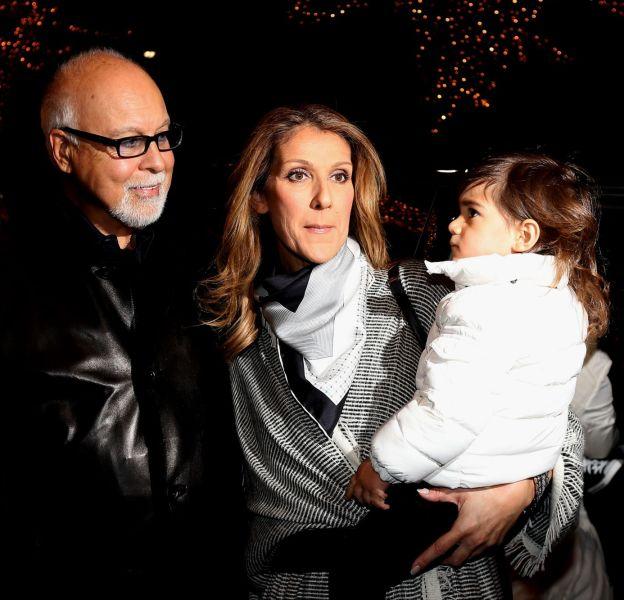 Céline Dion, depuis le décès de René Angelil, René-Charles devient le nouvel homme de sa vie.