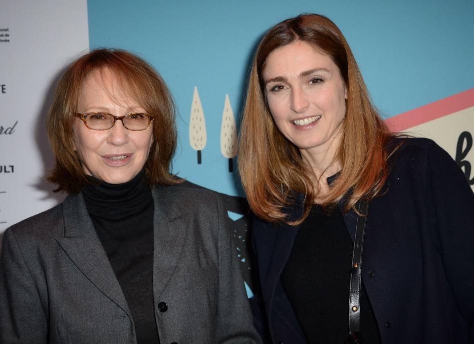 Nathalie Baye et Julie Gayet, deux femmes de cinéma en compétition pour My French Film Festival.