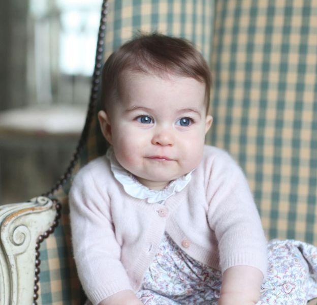 La princesse Charlotte, une petite fille qui inspire Seraphine.