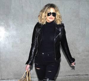 Khloe Kardashian : elle dévoile sa taille de guêpe et ses fesses ultra bombées