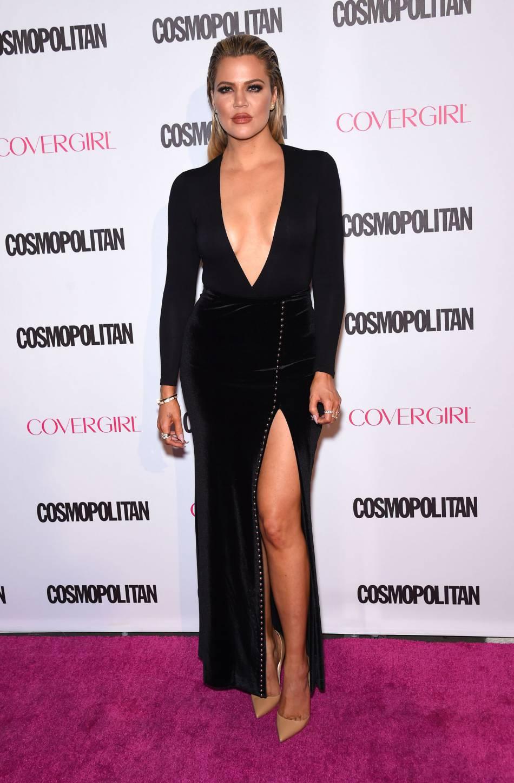 Khloe Kardashian ne compte plus prendre un seul kilo et se rend à la salle de sport une fois par jour.