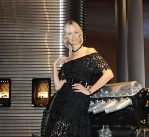 Karolina Kurkova, canon au dîner IWC seulement 2 mois après avoir accouché