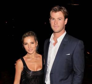 Elsa Pataky etChris Hemsworth, l'un des couples les plus glamour d'Hollywood.