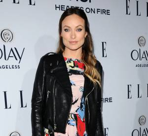 Olivia Wilde : sexy et originale, elle ose la robe graphique sur le red carpet !