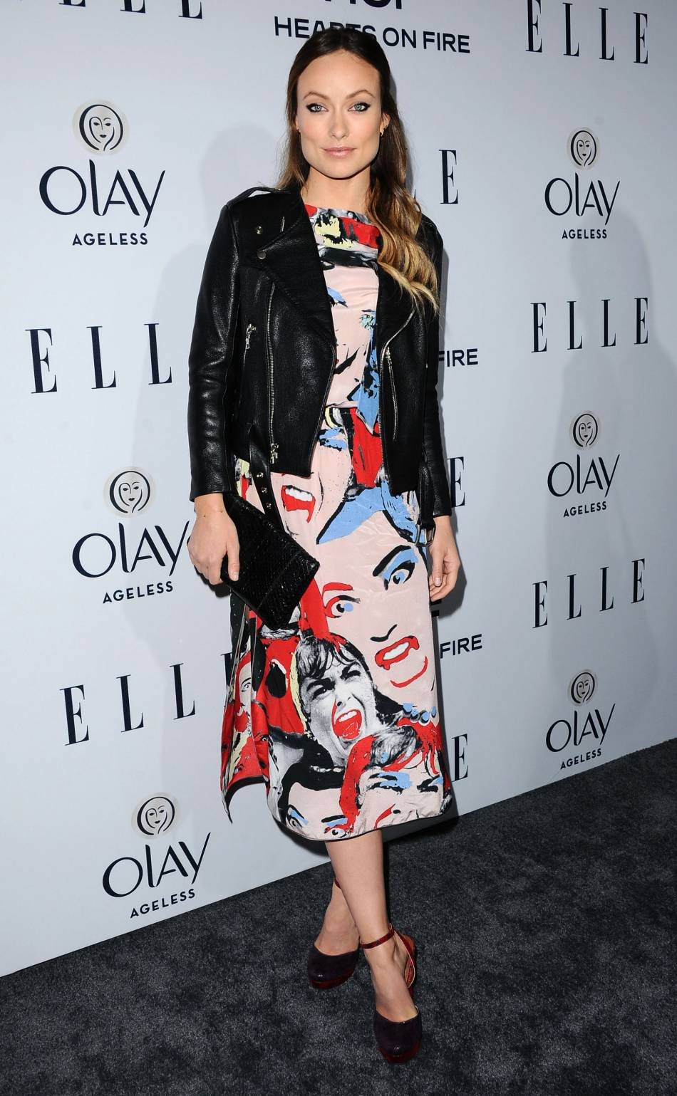 "Olivia Wilde invitée au ""ELLE's 6th Annual Women In Television Dinner"" à los Angeles ce mercredi 20 janvier 2016."
