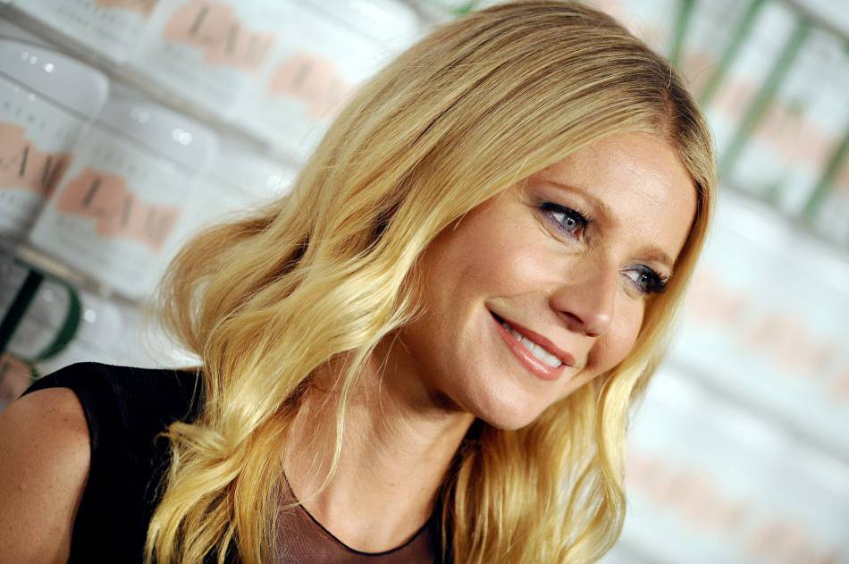 Gwyneth Paltrow lance sa propre marque de cosmétiques.