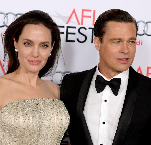 Angelina Jolie et Brad Pitt, bientôt résidents de Londres.