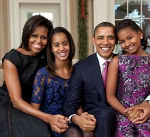 La famille Obama toujours très soudée.