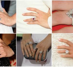 Lady Gaga, Mariah Carey... les bagues de fiançailles des stars sur Instagram