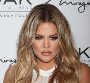 Khloe Kardashian : nostalgique, elle poste un throwback sexy de sa soirée rétro