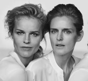 Eva Herzigova, Stella Tennant... : les quatre supers égéries de Giorgio Armani