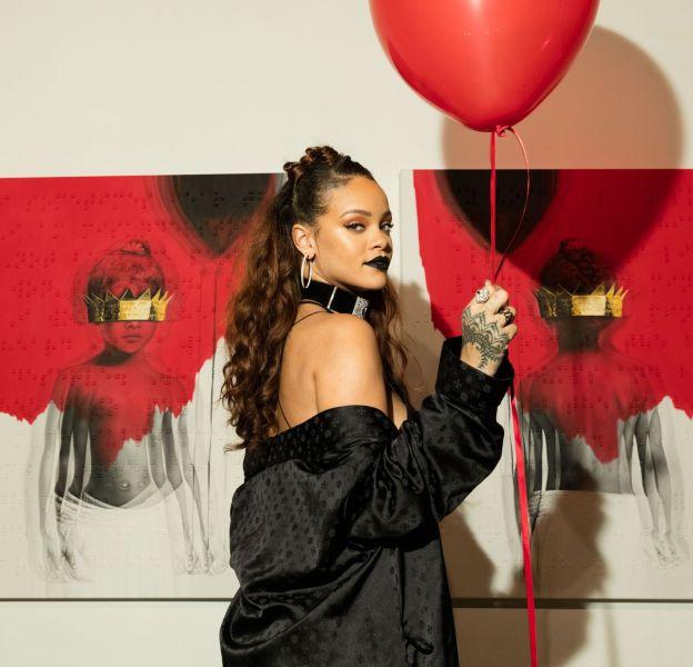 """Rihanna vient de dévoiler """"Work"""" premier single de son album """"ANTI""""."""