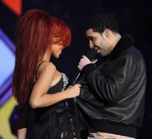 """Pour """"Work"""", le premier single de son album """"ANTI"""", Rihanna collabore avec Drake."""